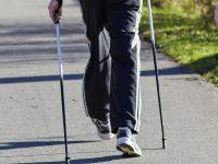 Nordic Walking Kursangebot der Praxis Rogg