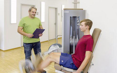 Medizinische Gerätefitness in der Praxis Rogg